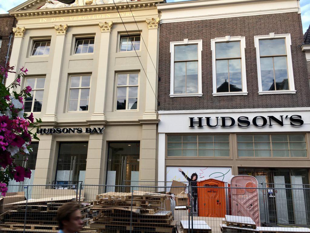 Hudson's Bay Leiden