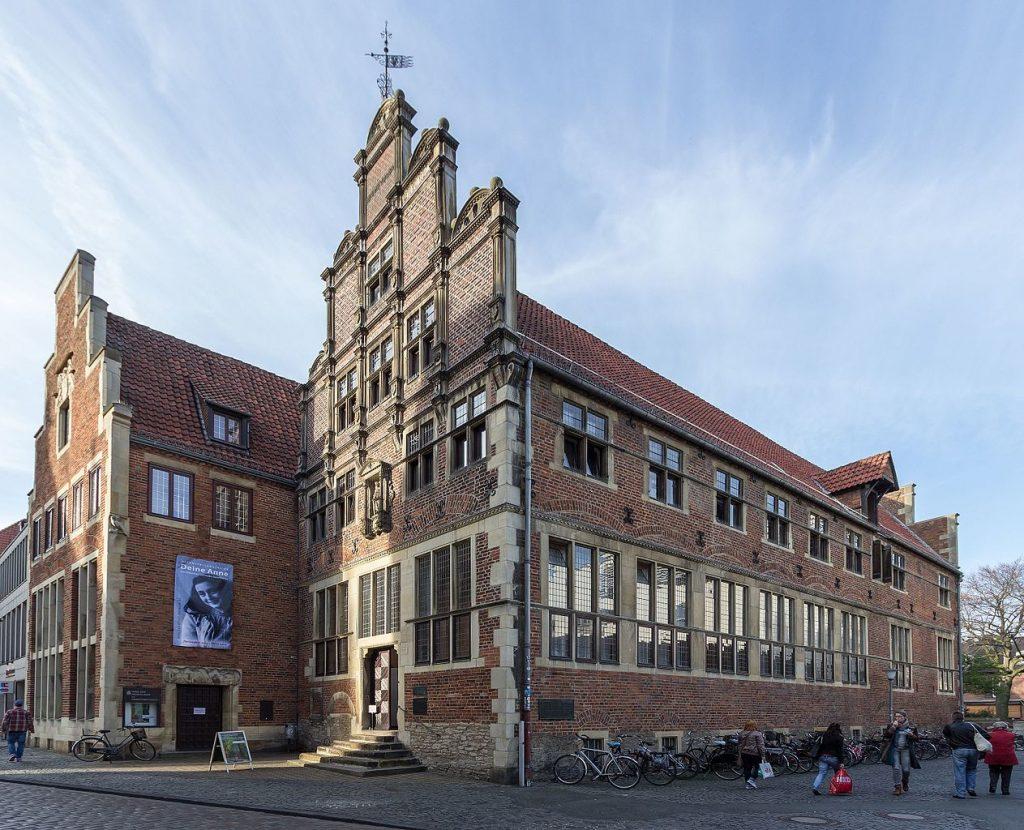 Haus der Niederlande in Münster