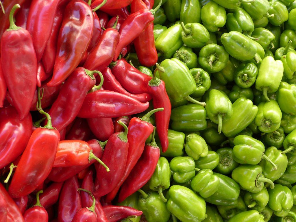 hoe spreek je paprika uit?