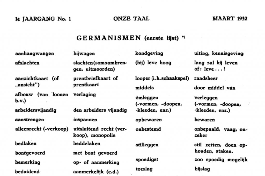 eigenstandig-germanismen