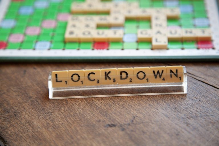 Down in de lockdown: down-woorden in het Nederlands