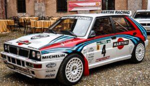 De Lancia Delta: van rallyauto ...